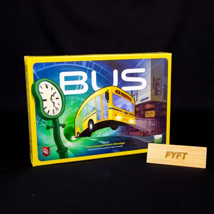 Bus - EN (Capstone Games)