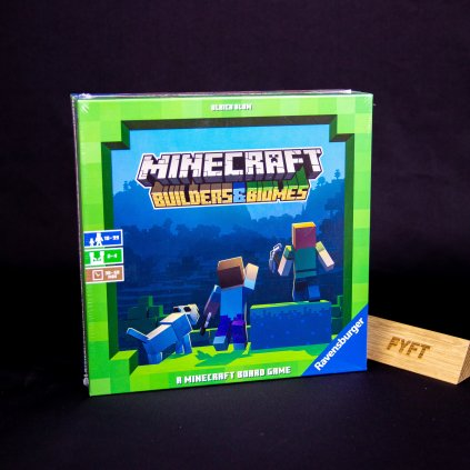 Minecraft Builders & Biomes - DE/EN/NL/SP/FR/IT (Ravensburger)