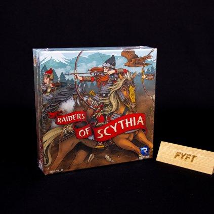Raiders of Scythia - EN (Renegade Game)