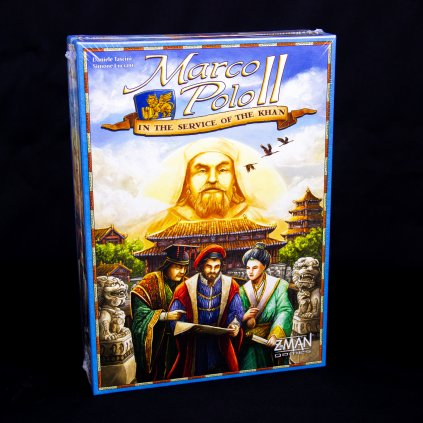 Marco Polo II: In the Service of the Khan - EN (Z-Man Games)