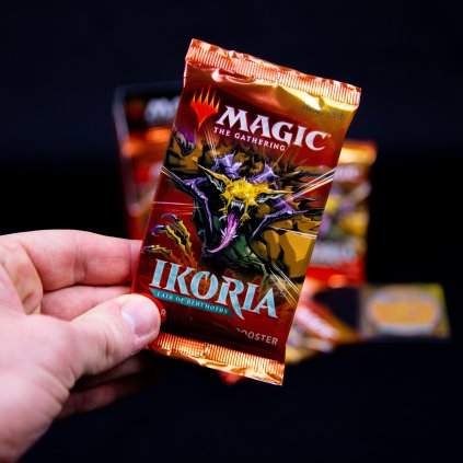 Ikoria: Lair of Behemoths MTG collector booster (Magic: The Gathering)