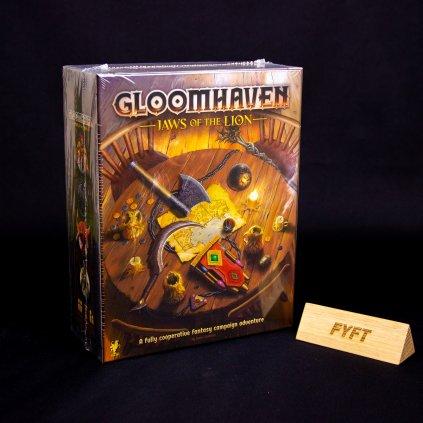 Gloomhaven: Jaws of the Lion - EN (Cephalofair Games)