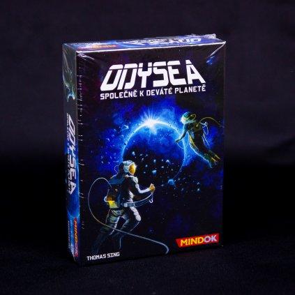 ODYSEA: Společně k deváté planetě (Mindok)