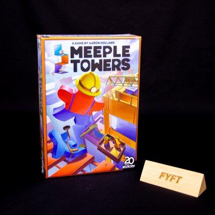 Meeple Towers - EN (WizKids)