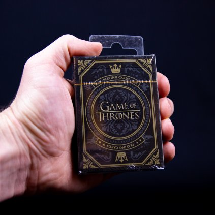 Game of Thrones Playing Cards 3rd Ed. (HBO & Dark Horse)