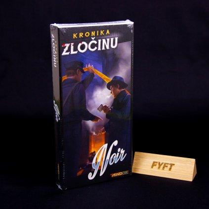Kronika zločinu: Noir (Mindok)