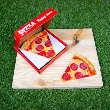 Pizza karty (Gamago)