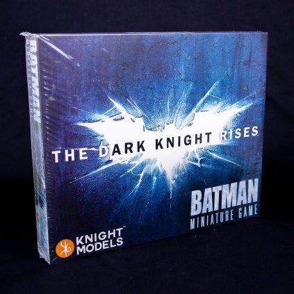 The Dark Knight Rises: Batman Miniature Game (Knight models)