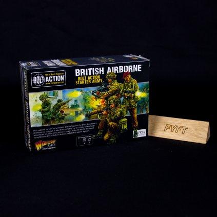 Bolt Action - British Airborne Starter Army - EN (Warlord Games)