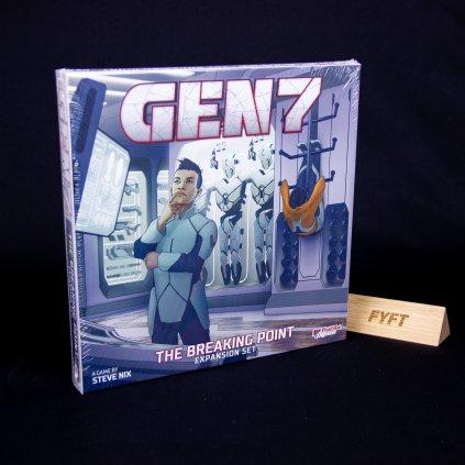 Gen7: The Breaking Point - EN (Plaid Hat Games)