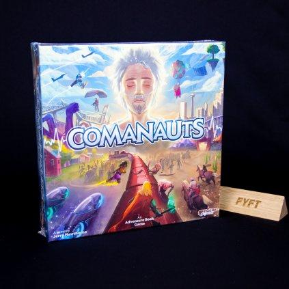 Comanauts - EN (Plaid Hat Games)