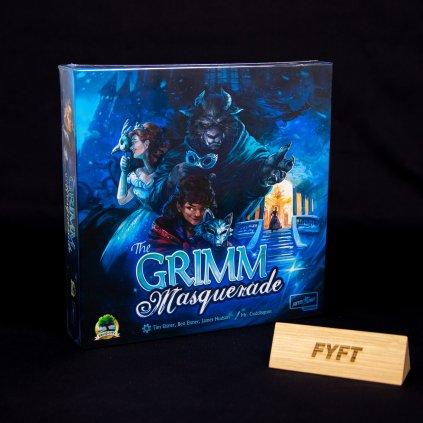 The Grimm Masquerade - EN (Lucky Duck Games)