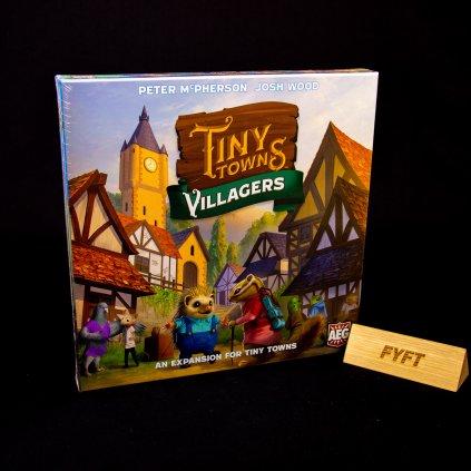 Tiny Towns: Villagers - EN (AEG)