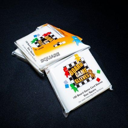 Arcane Tinmen Square (70 x 70mm, 100ks) - obaly na karty