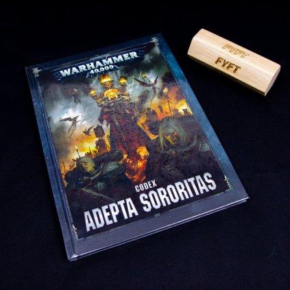 Warhammer 40000: Codex Adepta Sororitas