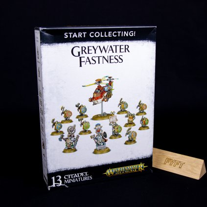 Warhammer: Age of Sigmar - Start Collecting! Greywater Fastness