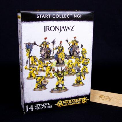 Warhammer: Age of Sigmar - Start Collecting! Ironjawz