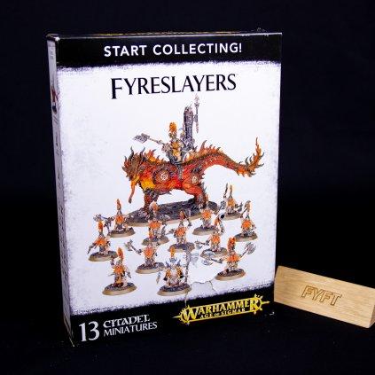 Warhammer: Age of Sigmar - Start Collecting! Fyreslayers