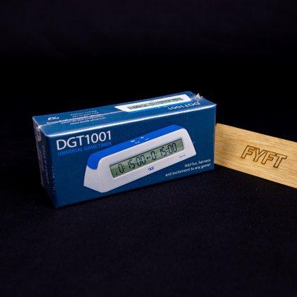 DGT1001 Universal game timer Šachové hodiny (DGT)