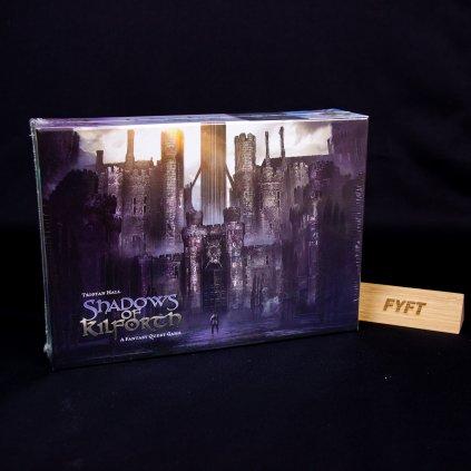 Shadows of Kilforth - EN (Hall or Nothing Productions)