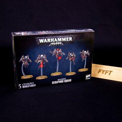 Warhammer 40000: Adepta Sororitas - Seraphim Squad