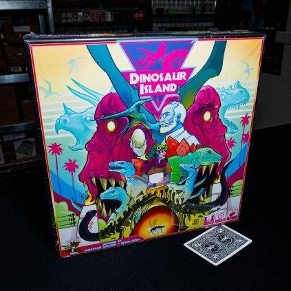 Dinosaur Island - EN  (Pandasurus Games)