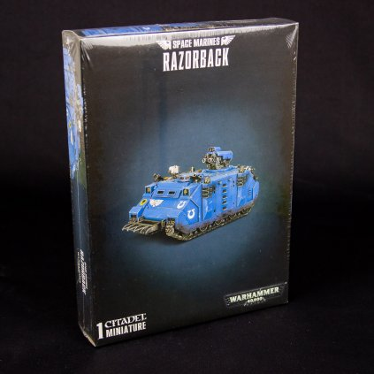 Warhammer 40000: Space Marine Razorback