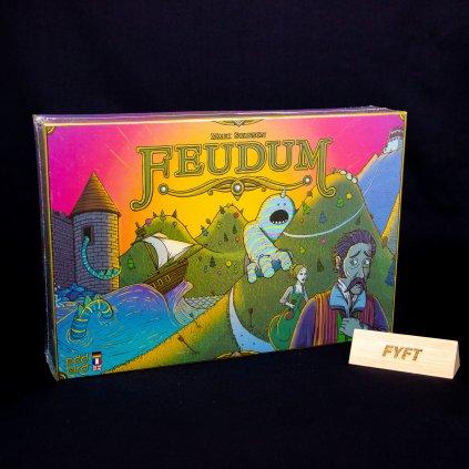 Feudum - EN (ODD Bird Games)