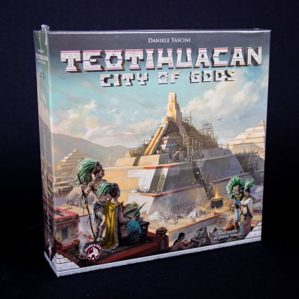 Teotihuacan: City of Gods - EN (NSKN Legendary Games)