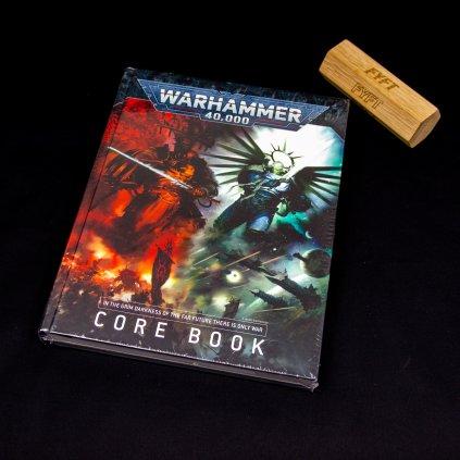 Warhammer 40000: Core Book (9th edition rulebook)
