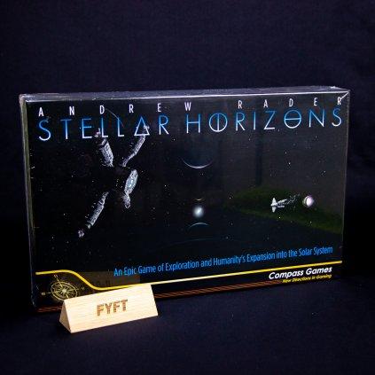 Stellar Horizons - EN (Compass Games)