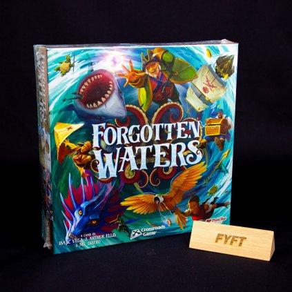 Forgotten Waters: A Crossroads Game - EN (Plaid Hat Games)