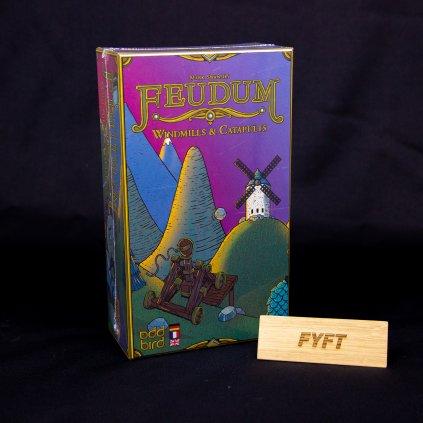 Feudum: Windmills & Catapults - EN (ODD Bird Games)
