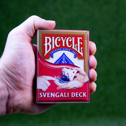 Svengali Deck (Bicycle)