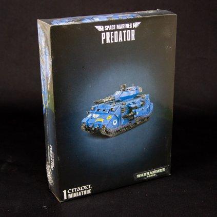 Warhammer 40000: Space Marines Predator