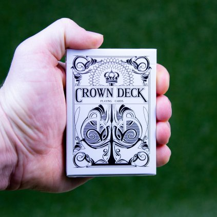 Crown Deck - Snow (TheBlueCrown)