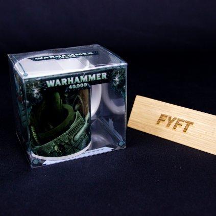 Hrnek Warhammer 40000 - Frontispiece (Semic)