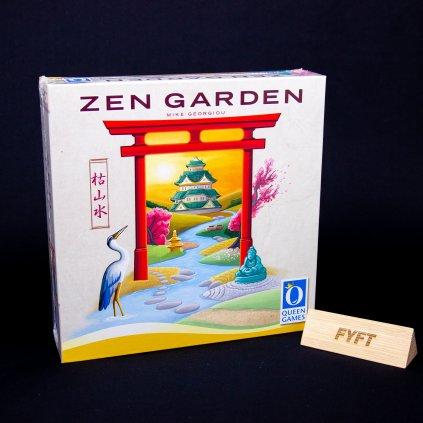 Zen Garden - EN/FR/NL/DE (Queen Games)
