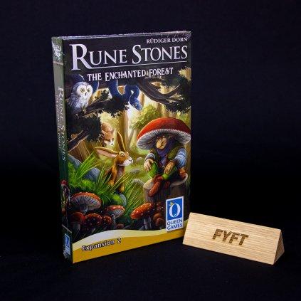 Rune Stones - Enchanted Forest EN/DE/FR/NL (Queen Games)