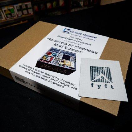 Panství Hrůzy 2. edice -  Insert (Folded Space)