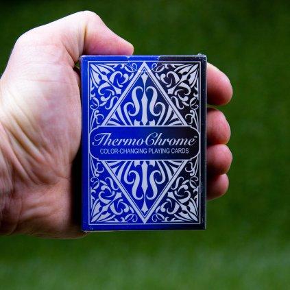 ThermoChrome - karty měnící barvu