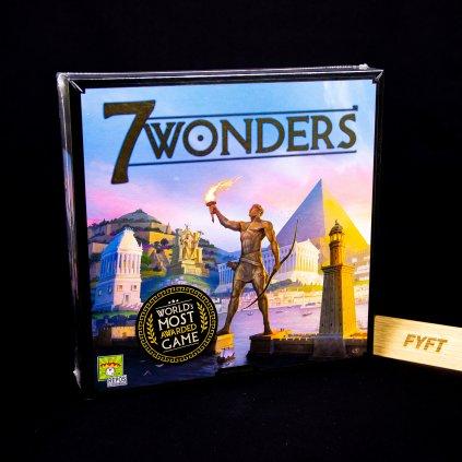 7 Wonders - 2nd edition - EN (Repos Production)