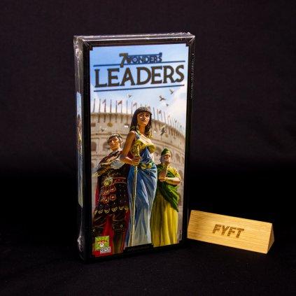 7 Wonders 2nd edition - Leaders - EN (Repos Production)