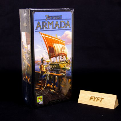 7 Wonders 2nd edition - Armada - EN (Repos Production)