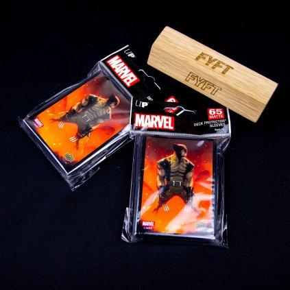 Marvel Wolverine (66 x 91mm, 65ks) - Ultra Pro obaly na karty