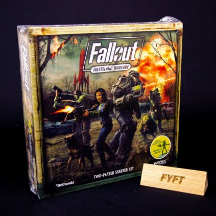Fallout: Wasteland Warfare - EN (Modiphius Entertainment)