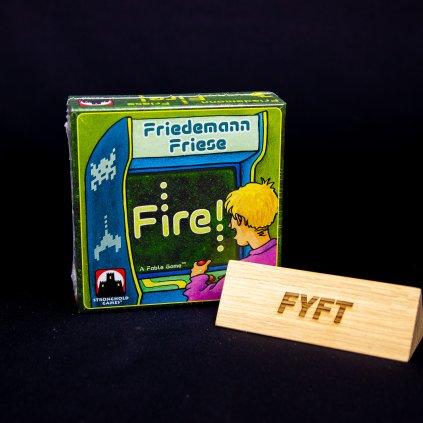 Fire! - EN (Stronghold Games)