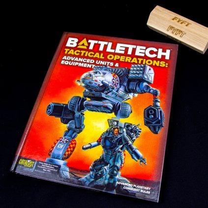 BattleTech Tactical Operations: Advanced Units & Equipment - EN (CGL)