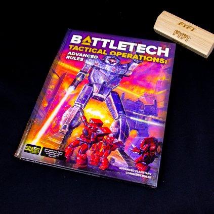 BattleTech Tactical Operations: Advanced Rules - EN (CGL)