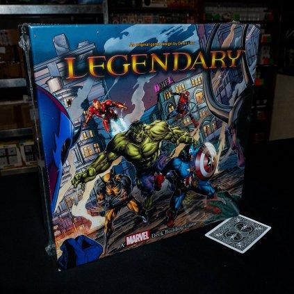 Legendary: A Marvel Deck Building Game - EN (Marvel)
